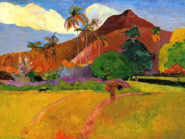 Landscape_Gauguin