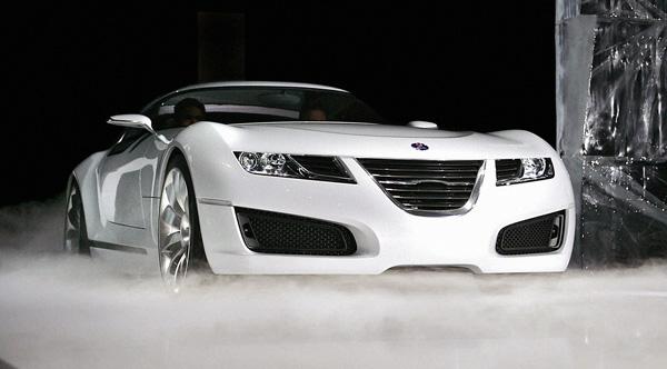 Saab Aero X Concept Unveiled